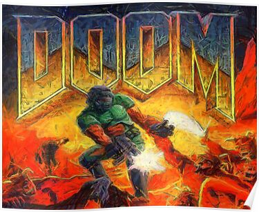 Doom by Joe Misrasi