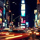 Timesquare by Briana McNair