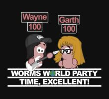 Worms World Party Time by Turlguy