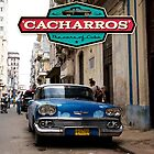 Cacharros calendar cover by reverendpixel