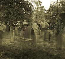 The Graveyard Photograph by Matt West