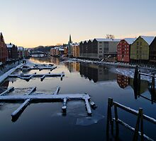 Trondheim Norway by fg-ottico