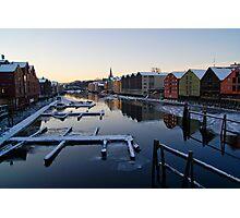 Trondheim Norway Photographic Print