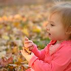 Lilli and the Leaf by marcum502