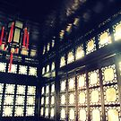 Inside Lion Grove House, Suzhou, Sanya by Chris Millar