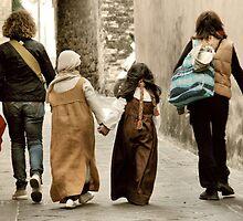 Italian Girls and Women by Deborah Downes