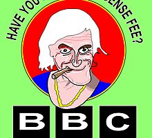 Jimmy asks - Have you paid your license fee by mouseman