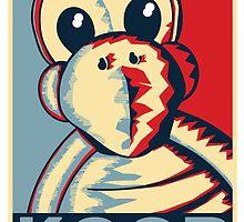 Vote Koopa (Poster / Print) by scribblechap
