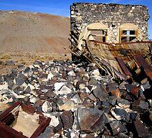Candelaria, Nevada by marilyn diaz
