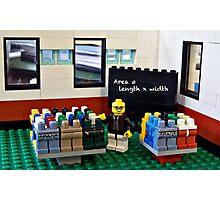 Square Footage Photographic Print