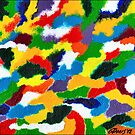 COLORFULL ABSTRACT by RainbowArt