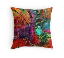 Earth and All Her Grandeur - Final Throw Pillow