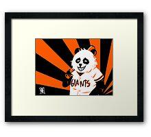 panda express [ver 2] Framed Print