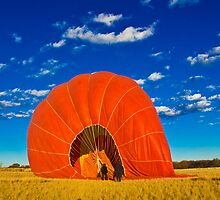 Hot Air by Dean Cunningham