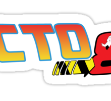 ECTO 88 Sticker