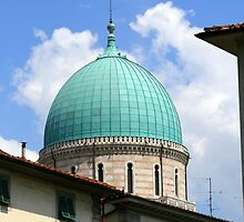 Great Synagogue of Florence by Segalili