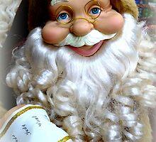 Santa's Christmas List by ©The Creative  Minds
