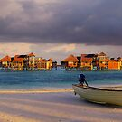 Storm Riders - Maldives by Maxwell Campbell