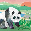 Giant Panda by Tia Eastwood