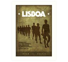 Lisbon 1967  Art Print
