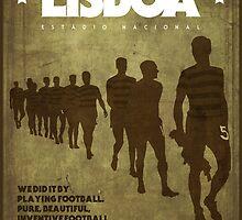 Lisbon 1967  by gezzamondo