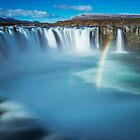 Godafoss by Andrew Dickman