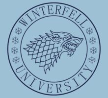 University of Winterfell (blue) by karlangas