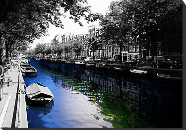 Amsterdam Colorsplash by Nicklas81