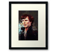 BC Framed Print