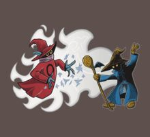 Orko vs Vivi by iamdeadfish