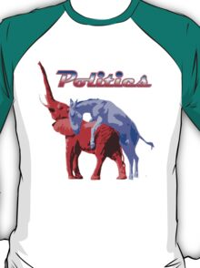 The Political Shirt T-Shirt