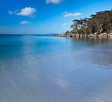 Green Patch Beach by Malcolm Katon