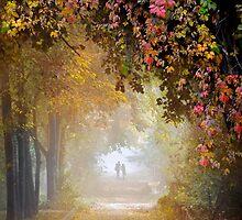 Stroll In The Fog by Igor Zenin