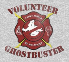 Volunteer Ghostbusters by uncmfrtbleyeti
