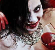 Elizabeth Bathory by antoniodgamboa