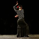 Toca Flamenco Black by bedoubleyou