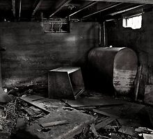 Basement by Jeffrey  Sinnock