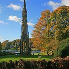 The Bristol Cross, Stourhead by RedHillDigital
