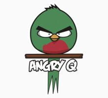 Angry Quetzal by sixdesigns