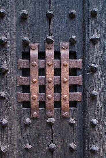 Door Grill by fg-ottico