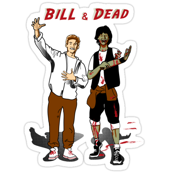 Bill & Dead by Firepower
