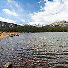 Brainard Lake Wide by Robert Meyers-Lussier