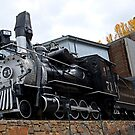 Central City Locomotive  by Robert Meyers-Lussier