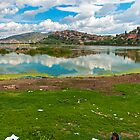 Cochabamba Lake. by bulljup
