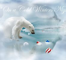 """On a Cold Winters Night"" by Debbie  Fontaine"