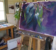 The Gentle Rain - Work in Progress by Lynda Robinson