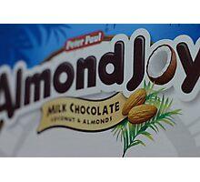 Chocolate, Almonds & Coconut.....mmmmmm! Photographic Print