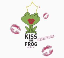 ~~ KISS THE FROG ~~ by st09dr528