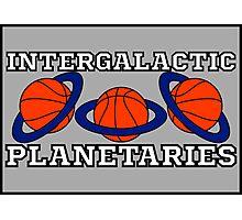 Intergalactic Planetaries Photographic Print
