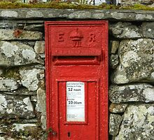 Edward VII Postbox by VoluntaryRanger
